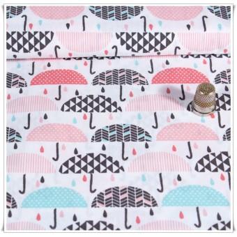 Tela paraguas f. blanco