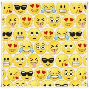 Tela emoticons