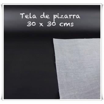 Tela de Pizarra 30 x 30 cms