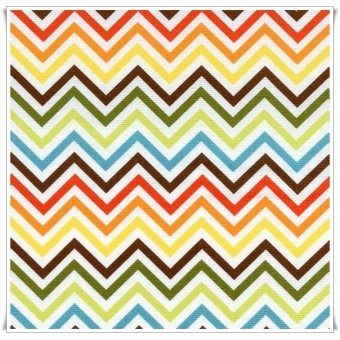 Tela Remix Chevron