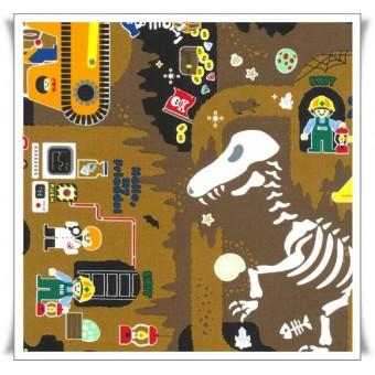 Retal paleontologos 50 cms