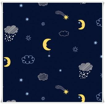 Tela dulce luna