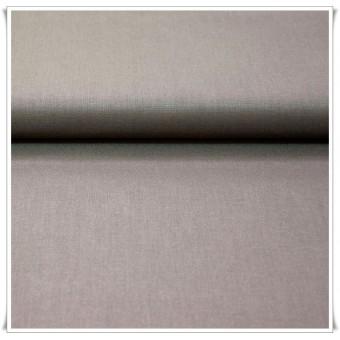 Tela algodon gris