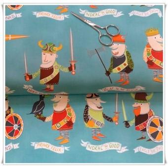 Tela Vikingos