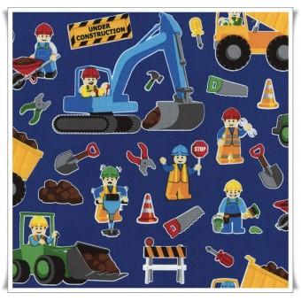 Tela Lego workers