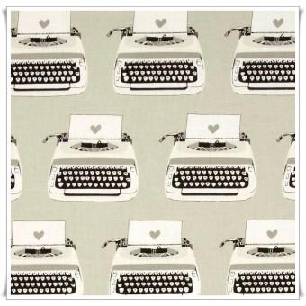 Tela maquinas de escribir