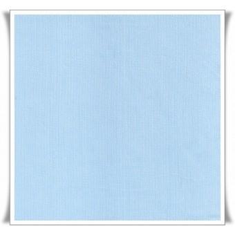 Pique azul claro