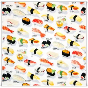 Tela Sushi Japones