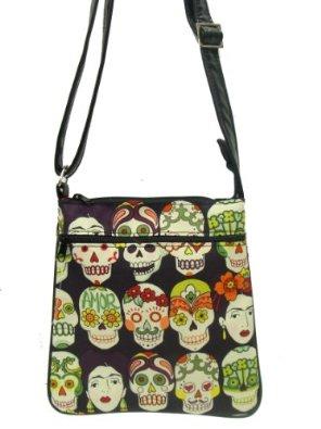 Bolso con tela de Frida