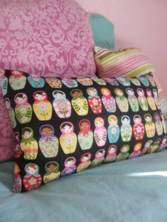Almohada russian dolls