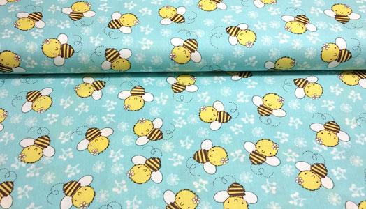 Tela de abejas