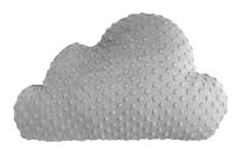 Almohada nube minkee gris claro