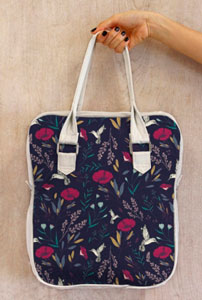 Bolso tela magical fauna