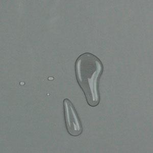 Forro impermeable gris perla