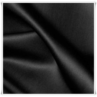 Tela algodon negro