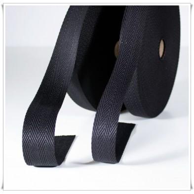 Cinta de cinturon negro