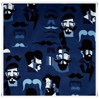 Retal stache bigotes 70 cms