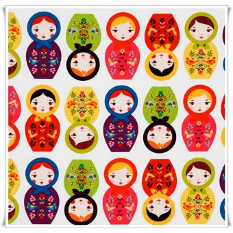 Kuki dolls