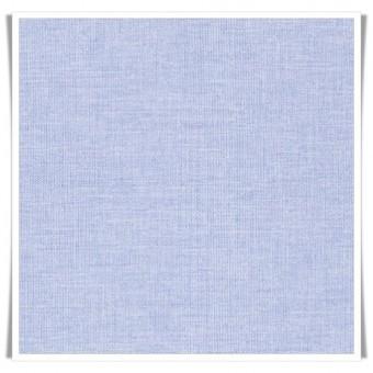 Tela de neopreno azul claro jaspeado
