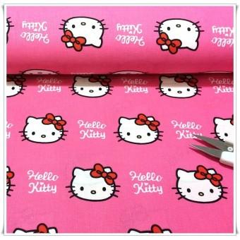 Retal tela Hello Kitty 75 cms