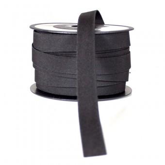 Goma elástica plana 20mm negro