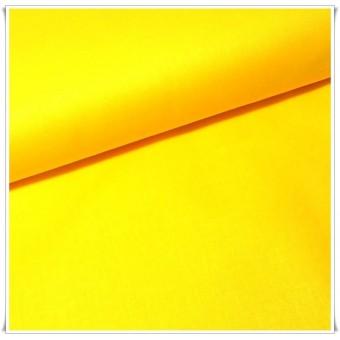 Retal algodon amarillo 42 cms