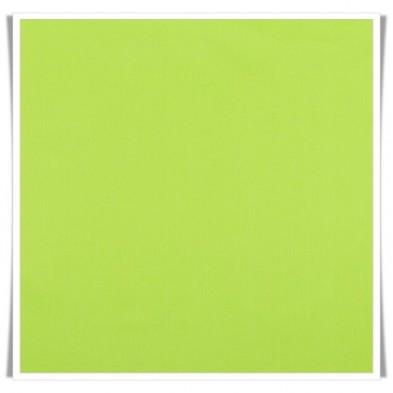Tela algodon verde manzana