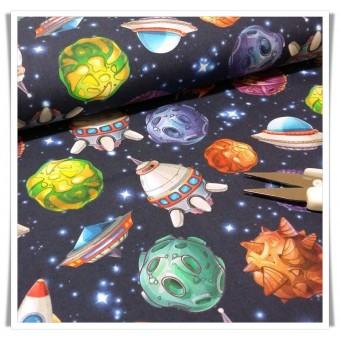 Tela rocket meteors