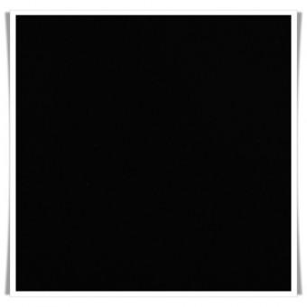 Retal tela neopreno sport negro 35cms