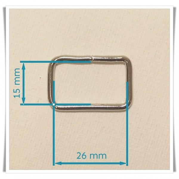 Piquete rectangular