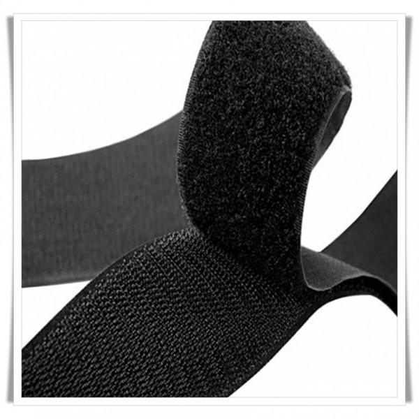 Velcro para coser negro - 3 cms