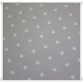Retal pique estrellas 56x60 cms