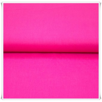 Tela algodon rosa fuxia