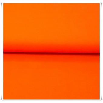 Tela algodon naranja