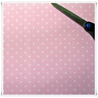 Retal pique topos rosa 30 x 88 cms