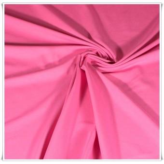 Tela de punto algodon Rosa