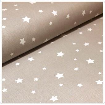 Retal estrellas gris 20cms