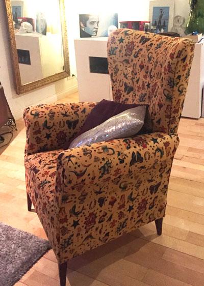 Telas para tapizar sofa clasico - Tapizar sofa ...