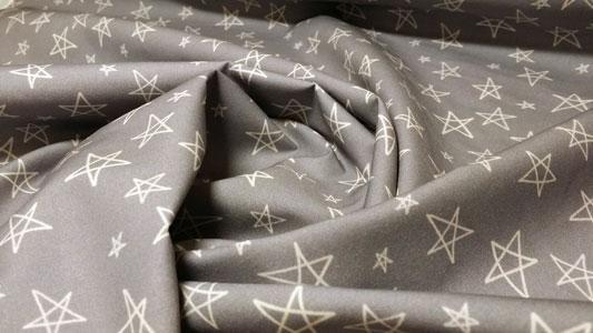 Tela patchwork estrellas