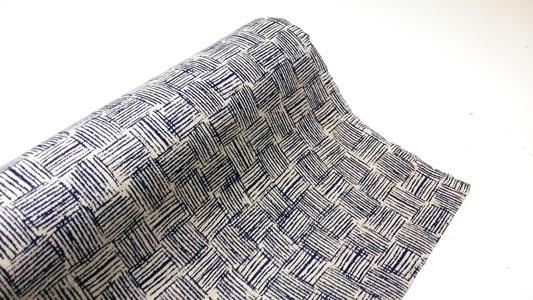 Loneta denim pattern