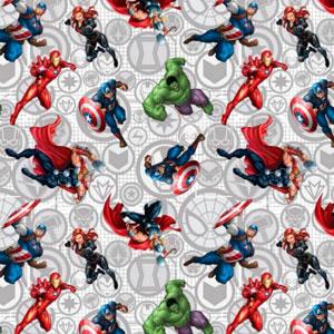 Tela la pelicula los vengadores Marvel